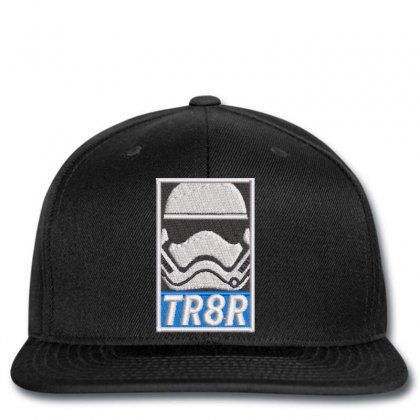 Tr8r Snapback Designed By Madhatter