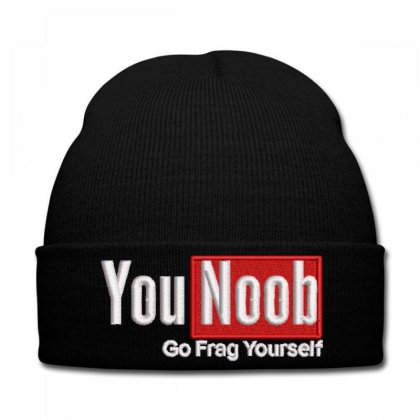 Younoob Knit Cap Designed By Madhatter