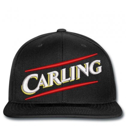 Carling Snapback Designed By Madhatter