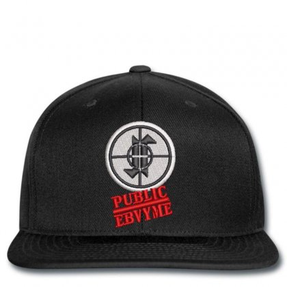 Public Snapback Designed By Madhatter