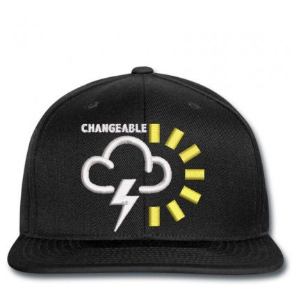 Changeable Snapback Designed By Madhatter