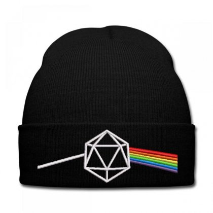 Rainbow Knit Cap Designed By Madhatter