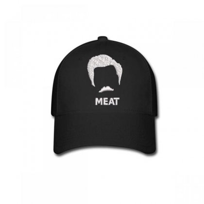 Meat Baseball Cap Designed By Madhatter