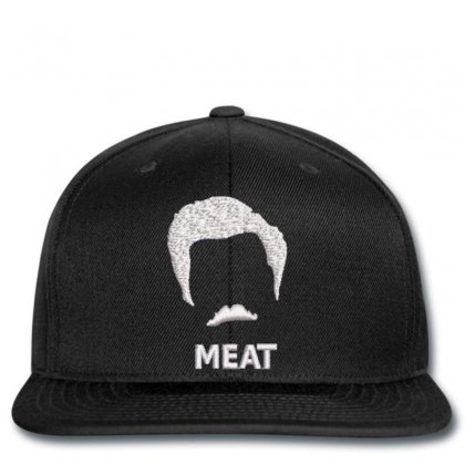 Meat Snapback Designed By Madhatter