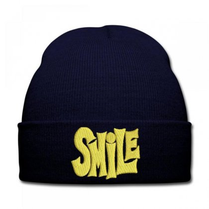 Smile Knit Cap Designed By Madhatter