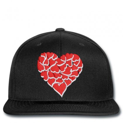 Hearts Snapback Designed By Madhatter