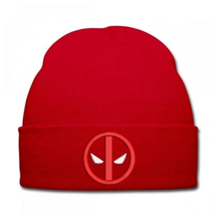 Deadpool Knit Cap Designed By Madhatter