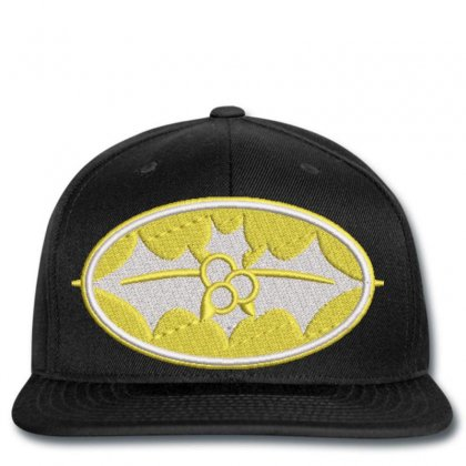 Oval Snapback Designed By Madhatter