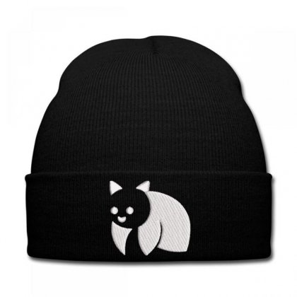 Kitty Knit Cap Designed By Madhatter