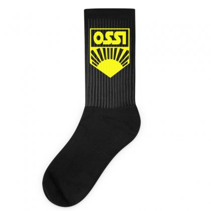 Ossi  Fdj Ddr Fun Socks Designed By Ririn