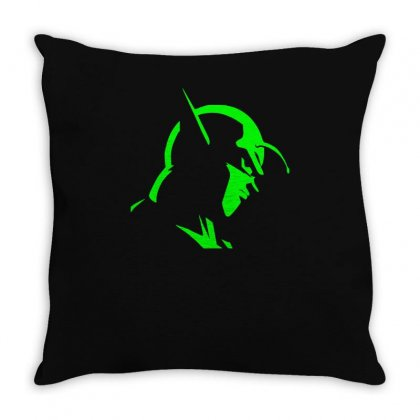 Piccolo  Dragonball Z Throw Pillow Designed By Ririn