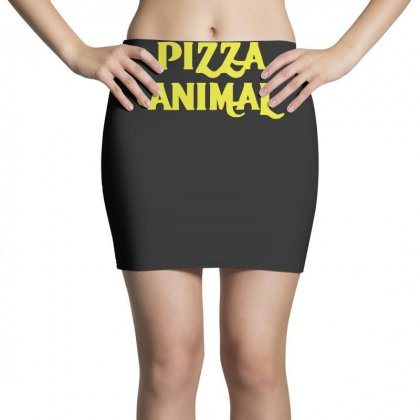 Pizza Animal Funny Diet Gym Gift New Mini Skirts Designed By Ririn
