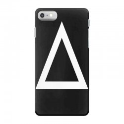 prism a triangle design graphic baseball jersey iPhone 7 Case | Artistshot