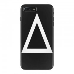 prism a triangle design graphic baseball jersey iPhone 7 Plus Case | Artistshot