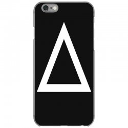 prism a triangle design graphic baseball jersey iPhone 6/6s Case | Artistshot