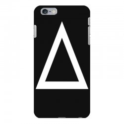 prism a triangle design graphic baseball jersey iPhone 6 Plus/6s Plus Case | Artistshot