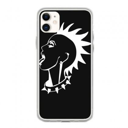 Punk Rock Girl Ska Music Band New Iphone 11 Case Designed By Ririn
