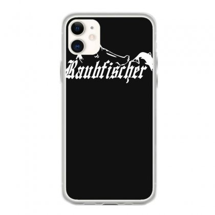 Raubfischer  Funny Iphone 11 Case Designed By Ririn