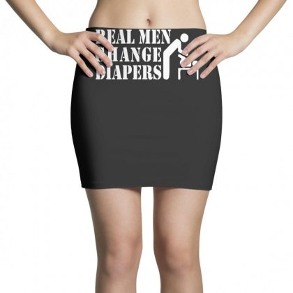 Real Men Change Diapers Mini Skirts Designed By Ririn