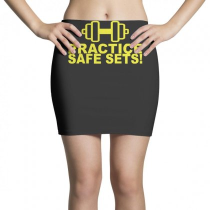 Safe Sex Train Gym Workout Funny Gift Mini Skirts Designed By Ririn