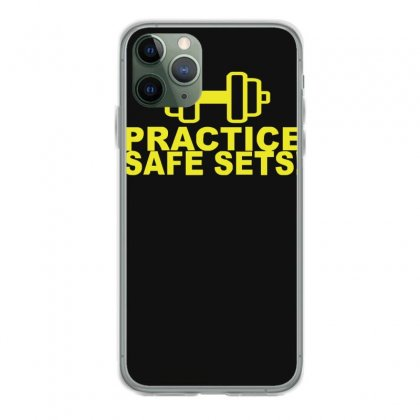 Safe Sex Train Gym Workout Funny Gift Iphone 11 Pro Case Designed By Ririn
