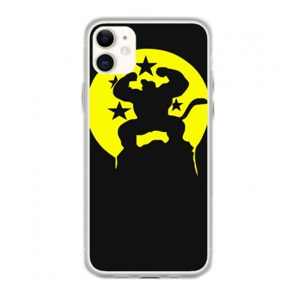 Saiyajin Affe  Dragonball Z Fun Iphone 11 Case Designed By Ririn