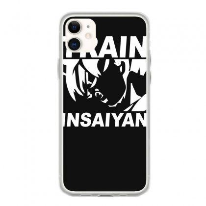 Silver Edition Train Insaiyan Dragonball Z Insane Bodybuilding Goku Iphone 11 Case Designed By Ririn