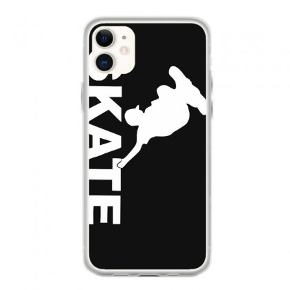 Skate  Fun Skateboard Iphone 11 Case Designed By Ririn