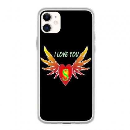 S-valentine Day Iphone 11 Case Designed By Arfa
