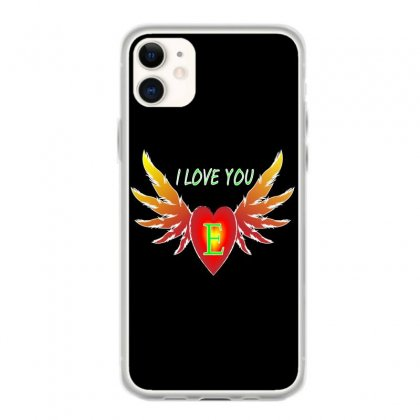 E-valentine Day Iphone 11 Case Designed By Arfa