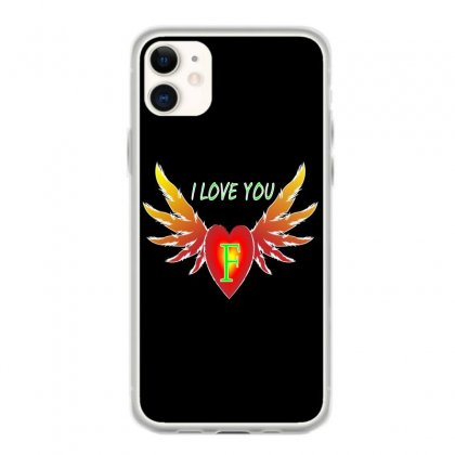 F-valentine Day Iphone 11 Case Designed By Arfa