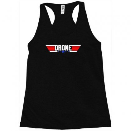 Drone Pilot Flying Ace Remote Control Racerback Tank Designed By Aheupote