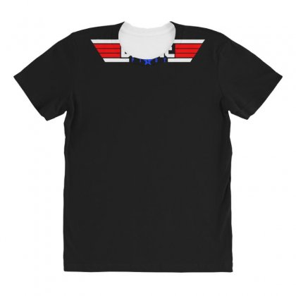 Drone Pilot Flying Ace Remote Control All Over Women's T-shirt Designed By Aheupote
