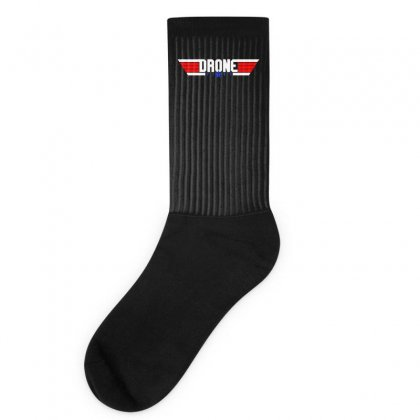 Drone Pilot Flying Ace Remote Control Socks Designed By Aheupote