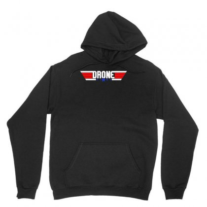 Drone Pilot Flying Ace Remote Control Unisex Hoodie Designed By Aheupote
