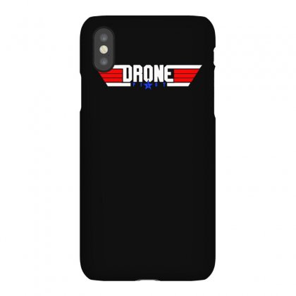 Drone Pilot Flying Ace Remote Control Iphonex Case Designed By Aheupote