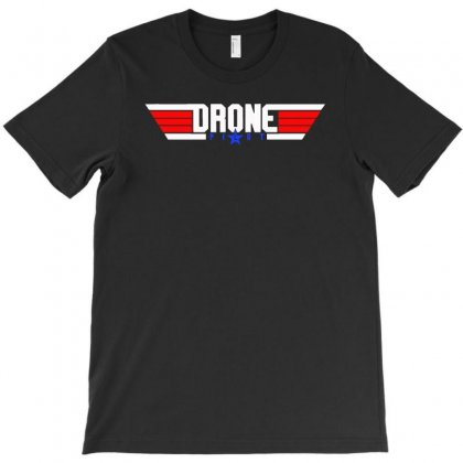 Drone Pilot Flying Ace Remote Control T-shirt Designed By Aheupote