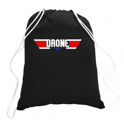Drone Pilot Flying Ace Remote Control Drawstring Bags Designed By Aheupote