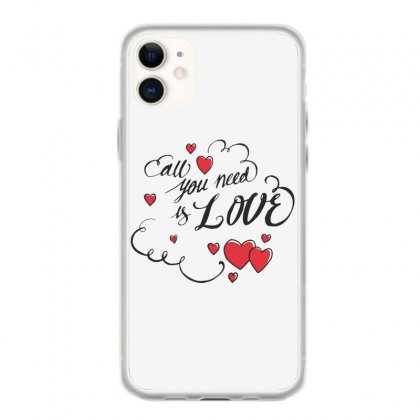 I Love You Iphone 11 Case Designed By Estore