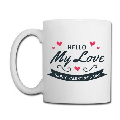 My Love, Happy Valentines Day Coffee Mug Designed By Estore