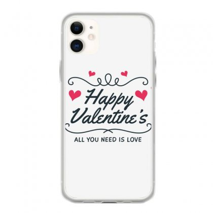 Happy Valentines Day Iphone 11 Case Designed By Estore