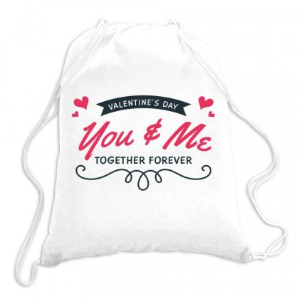 Valentines Day Drawstring Bags Designed By Estore