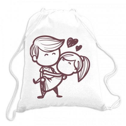 Love Drawstring Bags Designed By Estore