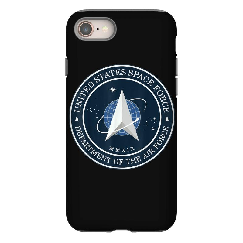 Space United States Force Logo 2020 Iphone 8 Case | Artistshot