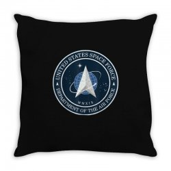 space united states force logo 2020 Throw Pillow | Artistshot