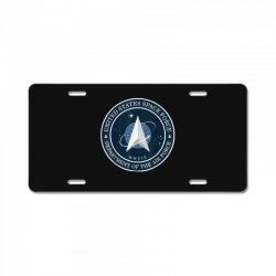 space united states force logo 2020 License Plate | Artistshot