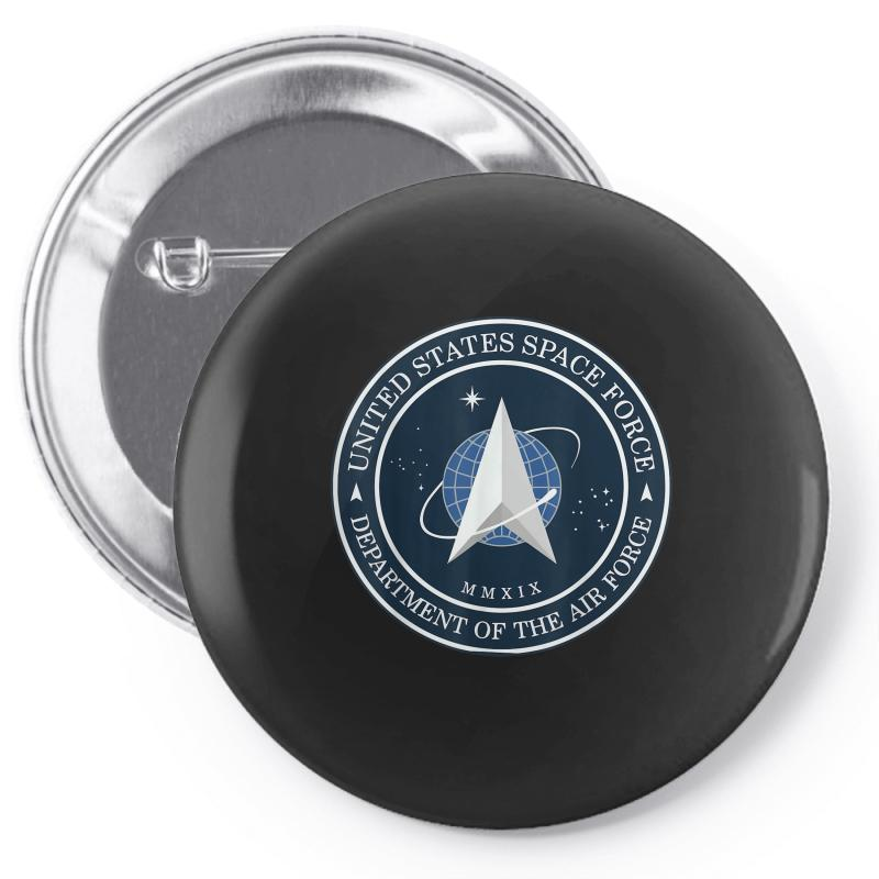 Space United States Force Logo 2020 Pin-back Button | Artistshot