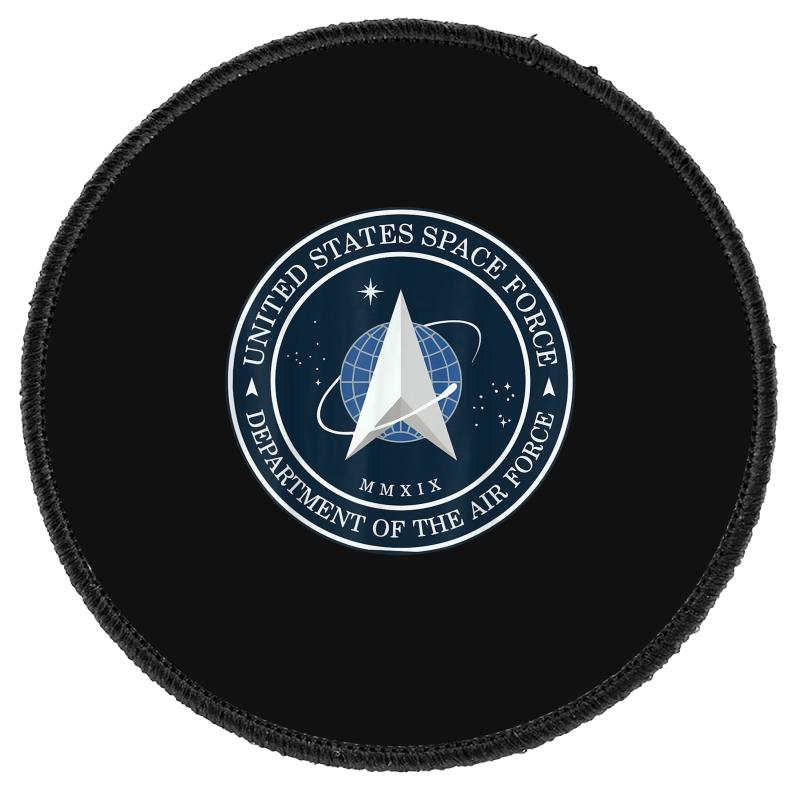 Space United States Force Logo 2020 Round Patch | Artistshot