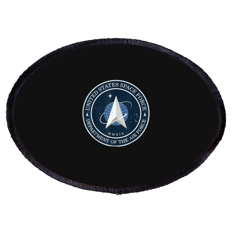 Space United States Force Logo 2020 Oval Patch | Artistshot
