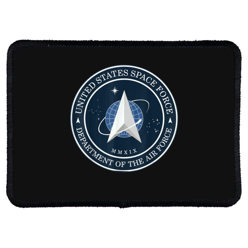 Space United States Force Logo 2020 Rectangle Patch | Artistshot